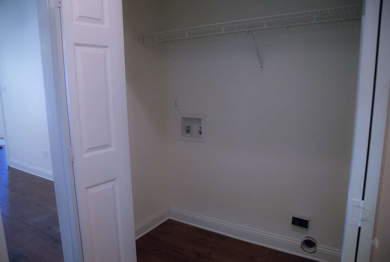 108 White Ave. Fairhope - Downstairs Laundry