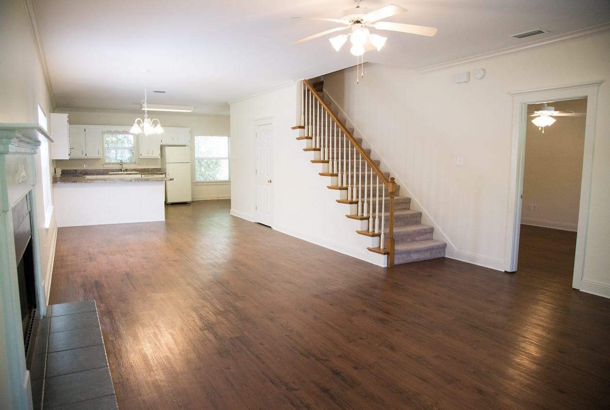108 White Ave. Fairhope - Living Room