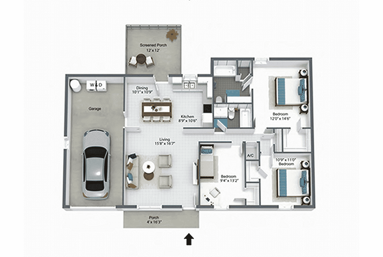 South-Pointe-Cypress-Floor-Plan