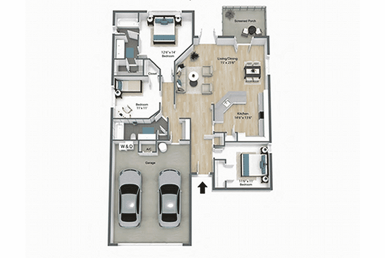 South-Pointe-Wisteria-Floor-Plan
