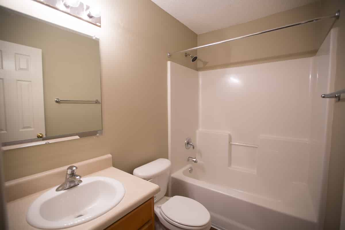 1212 Springfield Drive Hall Bath