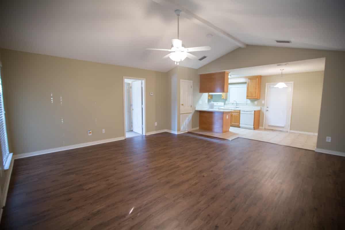 1212 Springfield Drive Living Room