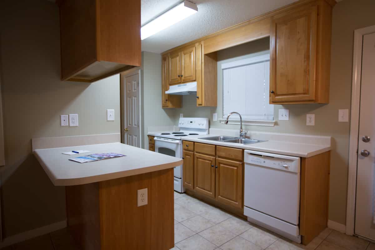 1212 Springfield Drive Kitchen