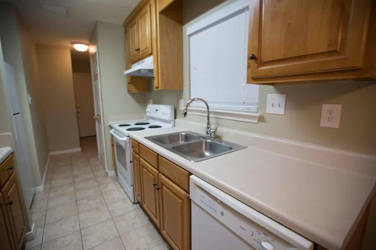 1212 Springfield Drive Galley Kitchen