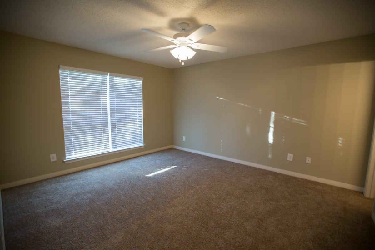 1212 Springfield Drive Master Bedroom