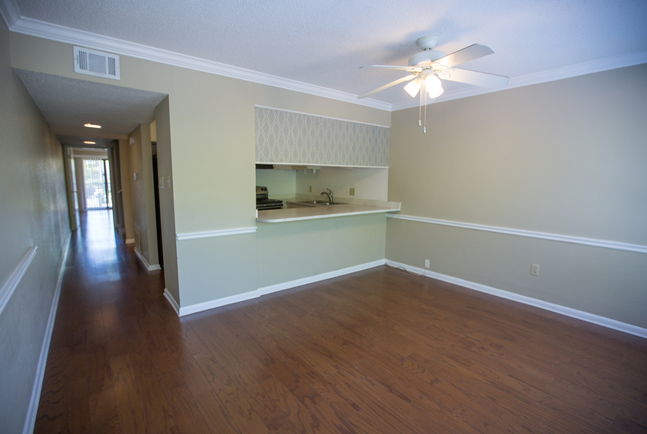 710 South Mobile St. Dining to Kitchen View