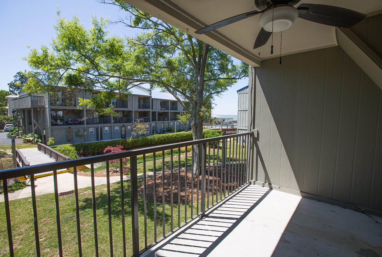 710 South Mobile St. Balcony
